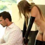imagen convence a su marido de que trabajar no es tan bueno