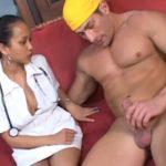imagen paciente necesita una enfermera urgente