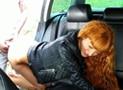 imagen Rusa pelirroja follada en vídeo amateur