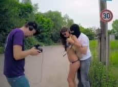imagen Follando a su novia mientras su amigo graba todo